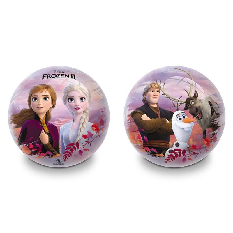 Pallone Frozen 23 Cm - Mondo  - MazzeoGiocattoli.it