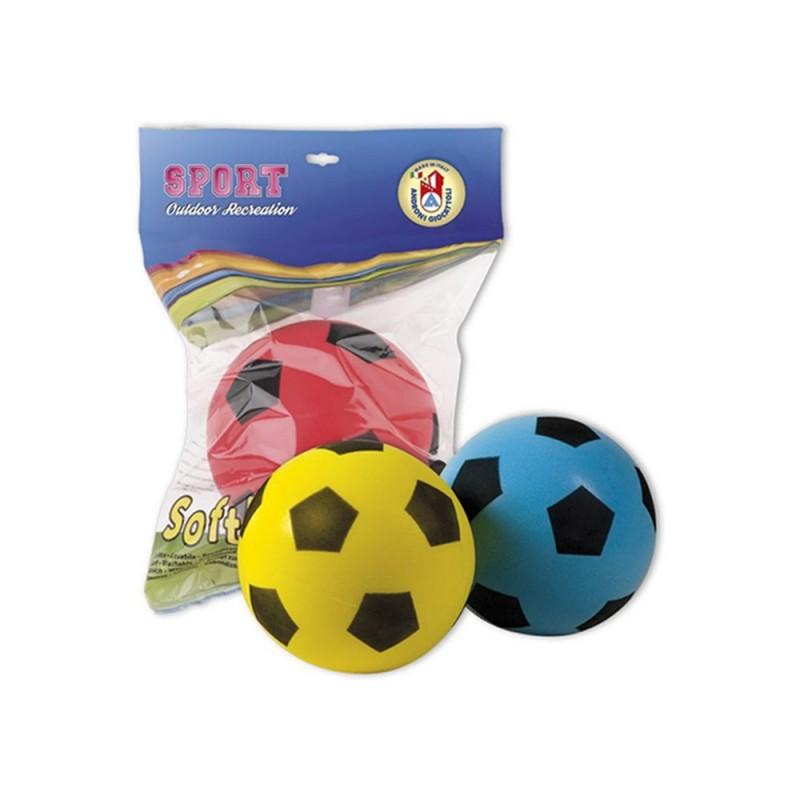 Pallone In Spugna 20 Cm - Androni Giocattoli  - MazzeoGiocattoli.it