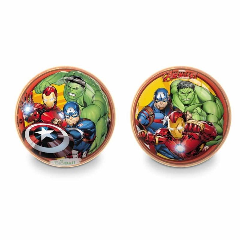 Pallone Per Bimbo Personaggi Avengers 14 Cm - Mondo  - MazzeoGiocattoli.it