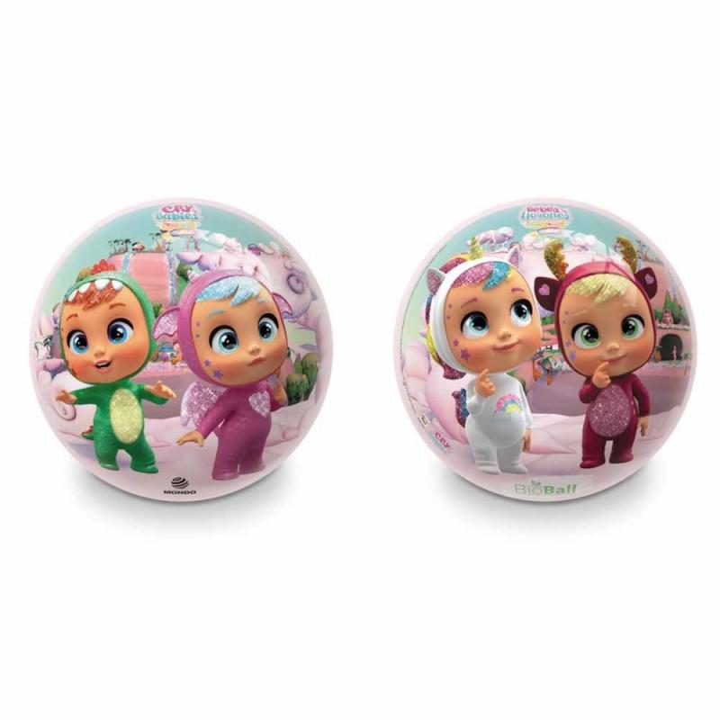 Pallone Per Bimbo Personaggi Cry Babies - Mondo  - MazzeoGiocattoli.it