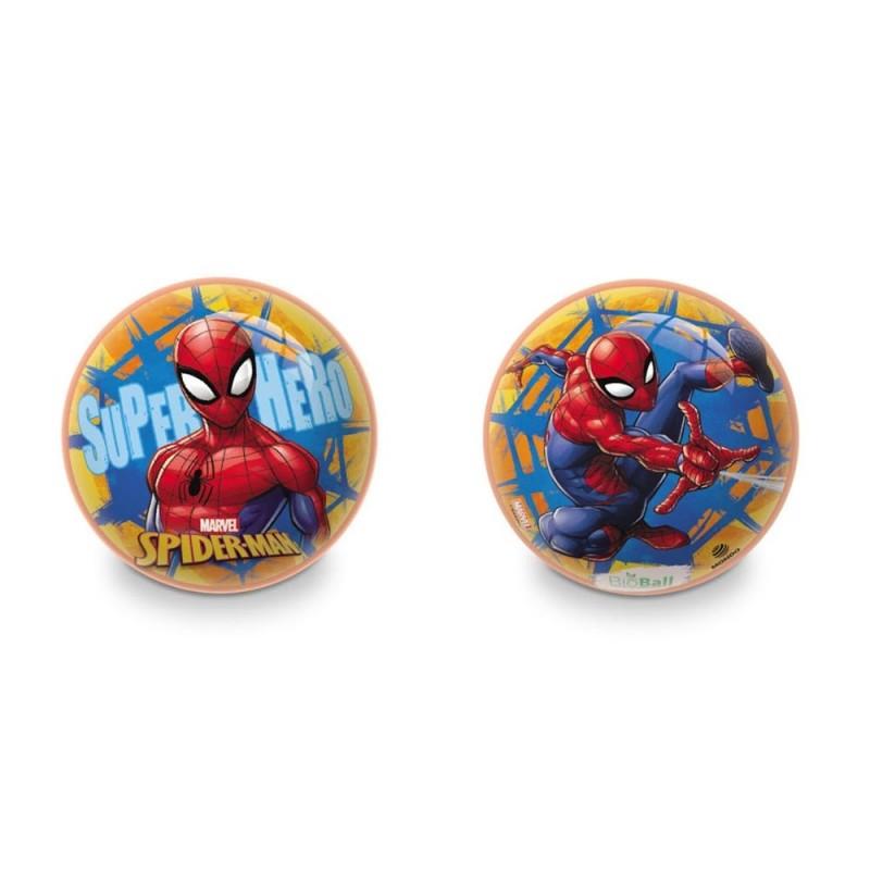 Pallone Per Bimbo Personaggio Spider Man - Mondo  - MazzeoGiocattoli.it