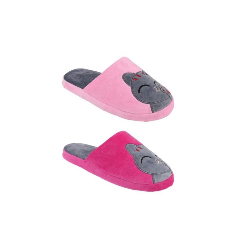 Pantofola Per Bimba In Poliestere Modello Figaro - MazzeoGiocattoli.it