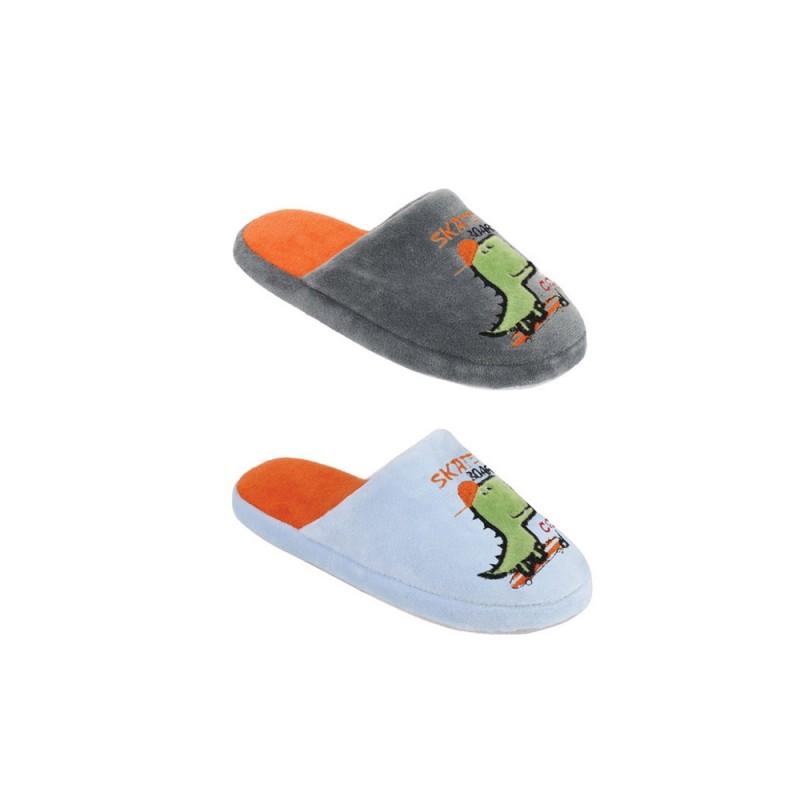Pantofola Per Bimbi In Tessuto Modello Cool - MazzeoGiocattoli.it