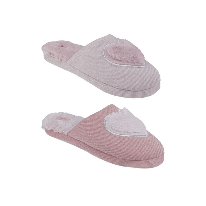 Pantofola Per Donna In Poliestere Modello Courmayeur  - MazzeoGiocattoli.it