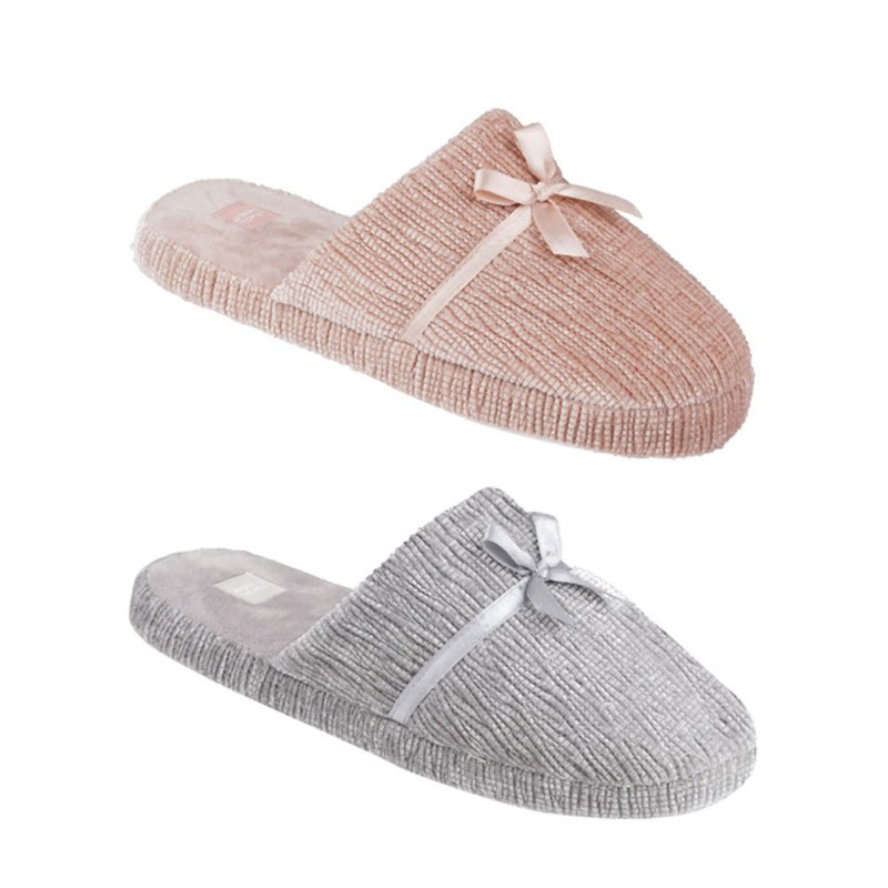 Pantofola Per Donna In Poliestere Modello Livigno - MazzeoGiocattoli.it