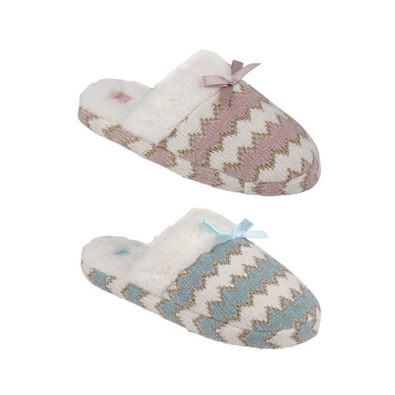Pantofola Per Donna In Poliestere Modello St. Moritz  - MazzeoGiocattoli.it