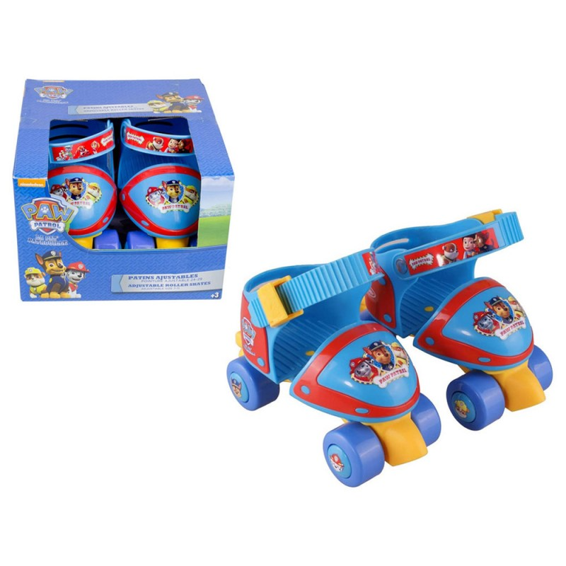 Pattini Regolabili 24-29 Paw Patrol  - MazzeoGiocattoli.it