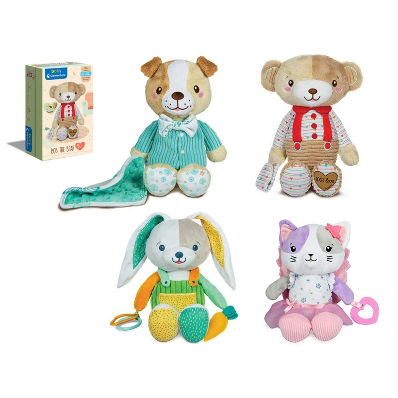 Peluche Baby Clem For You - Clementoni  - MazzeoGiocattoli.it