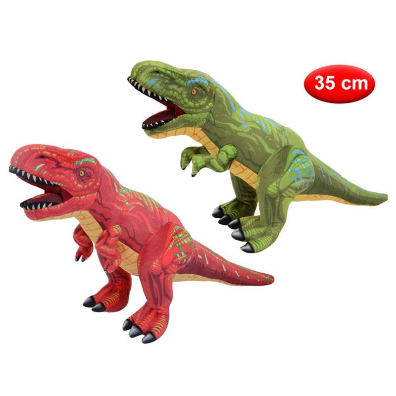 Peluche Dinosauro Cm 35 - Mazzeo Giocattoli  - MazzeoGiocattoli.it