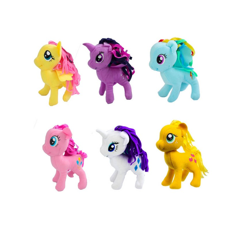 Peluche My Little Pony - Hasbro  - MazzeoGiocattoli.it