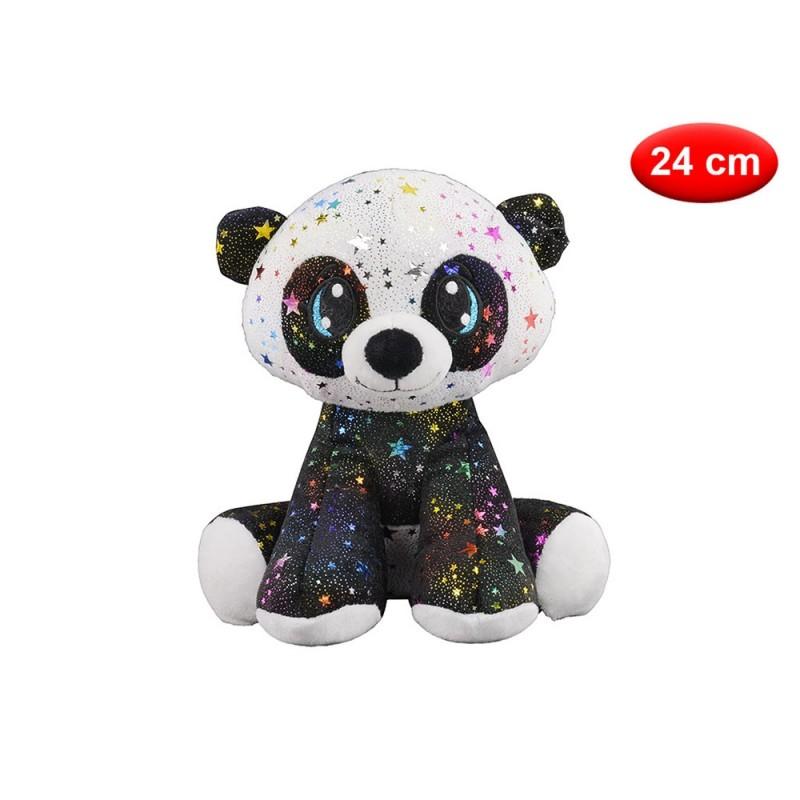 Peluche Panda 24 Cm - Mazzeo Giocattoli  - MazzeoGiocattoli.it