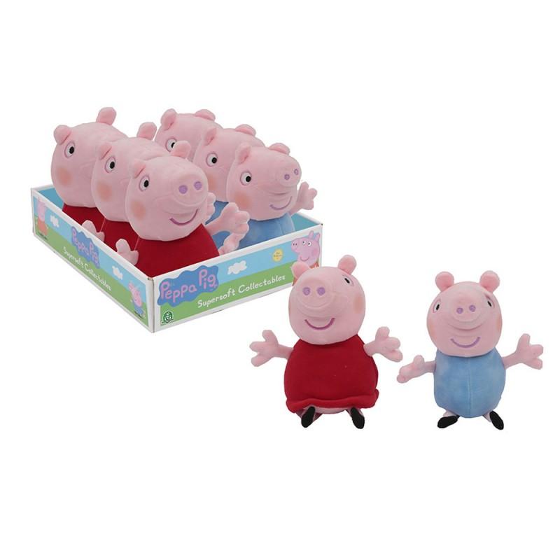 Peluche Peppa Pig 15 Cm  - MazzeoGiocattoli.it