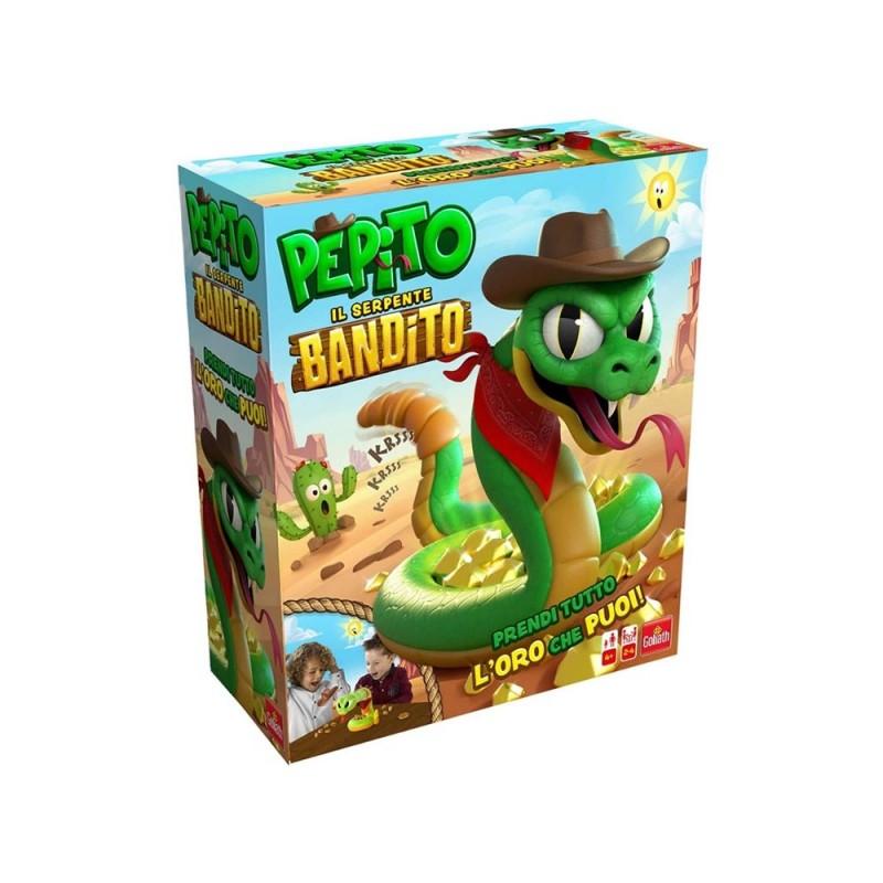 Pepito Il Serpente Bandito - Goliath - MazzeoGiocattoli.it