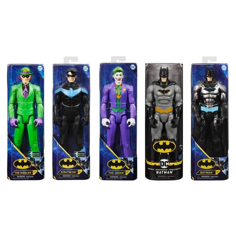 Personaggi Articolati Batman - Spin Master  - MazzeoGiocattoli.it