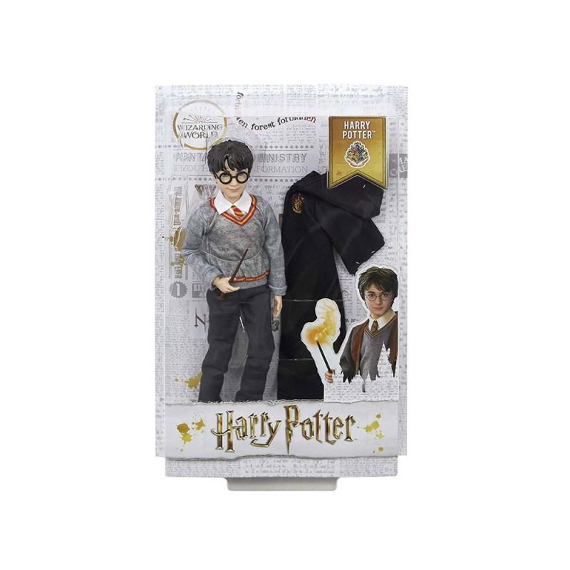 Personaggio Articolato Harry Potter 30 Cm - Mattel  - MazzeoGiocattoli.it