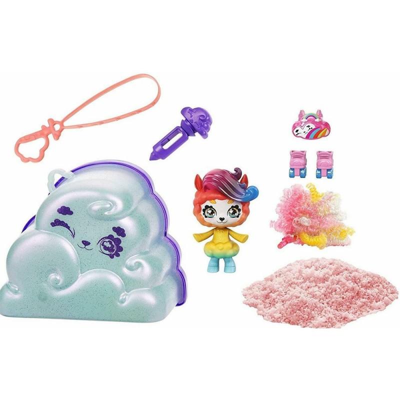 Personaggio Cloudees Con Nuvola - Mattel  - MazzeoGiocattoli.it