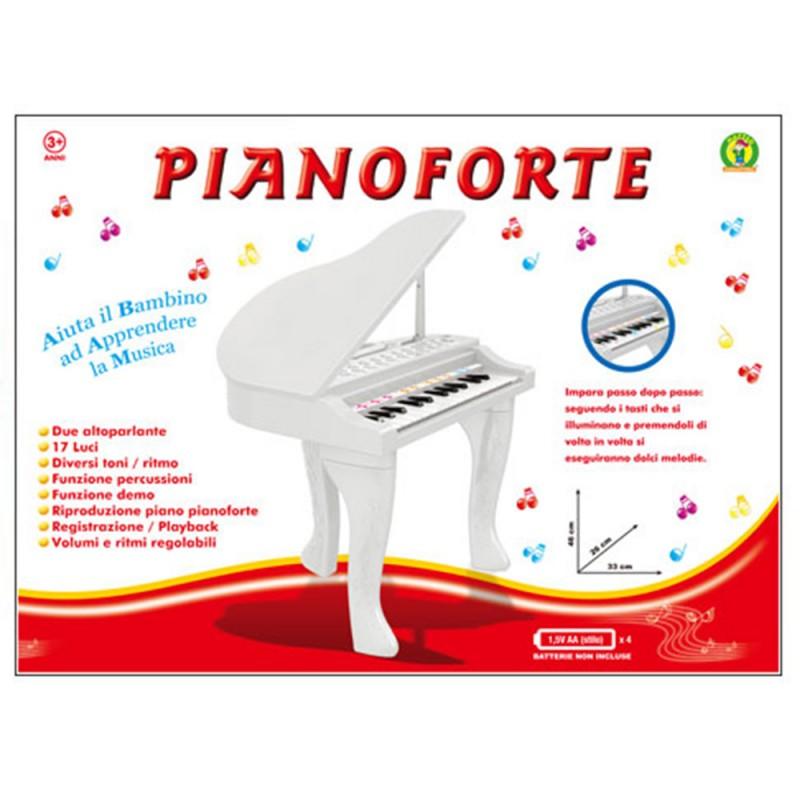 Pianoforte Musicale - Mazzeo Giocattoli - MazzeoGiocattoli.it