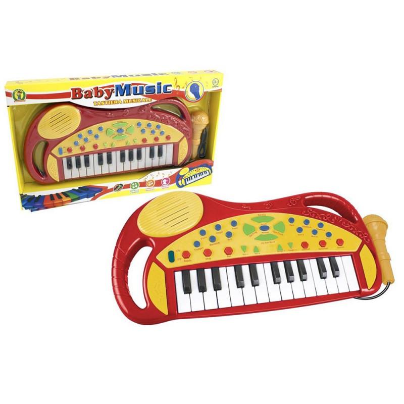 Pianola Baby Music - Mazzeo Giocattoli - MazzeoGiocattoli.it