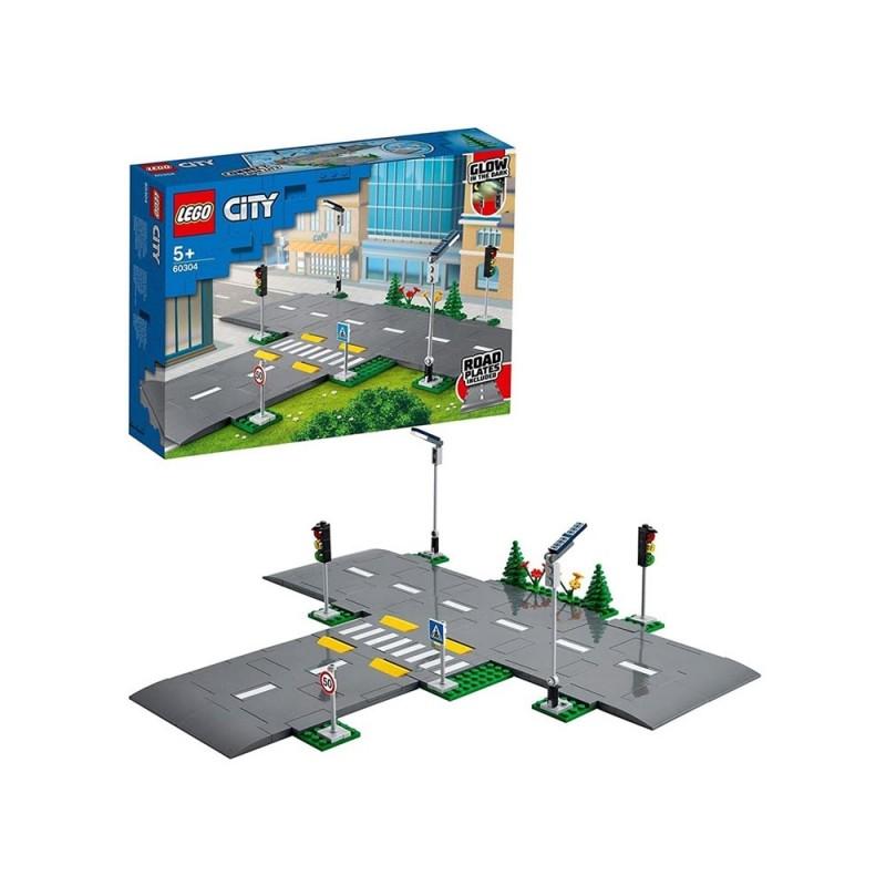 Piattaforme Stradali Cittadine - Lego City  - MazzeoGiocattoli.it