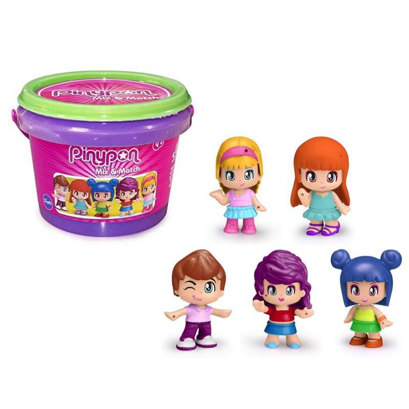 Piny Pon Small Bucket - Famosa  - MazzeoGiocattoli.it