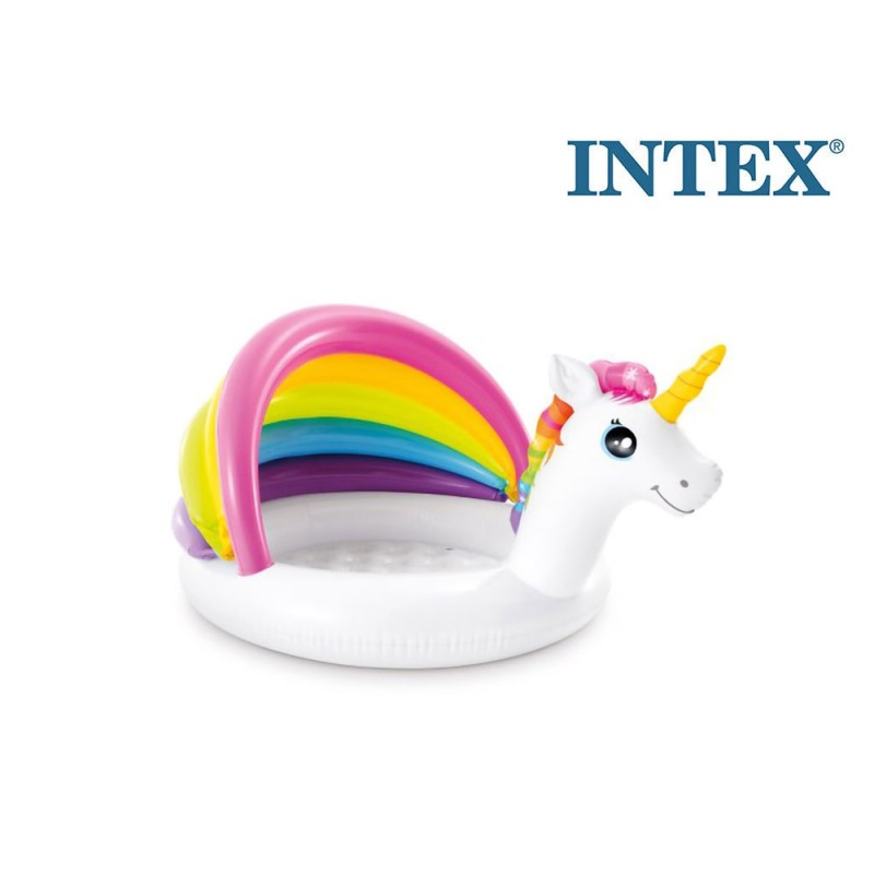 Piscina Baby Pool Unicorno - Intex  - MazzeoGiocattoli.it