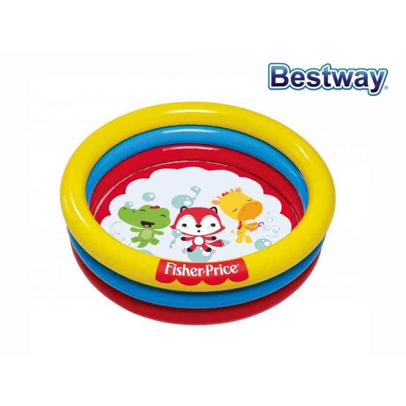 Piscina Gonfiabile 3 Anelli Per Bambini - Bestway  - MazzeoGiocattoli.it