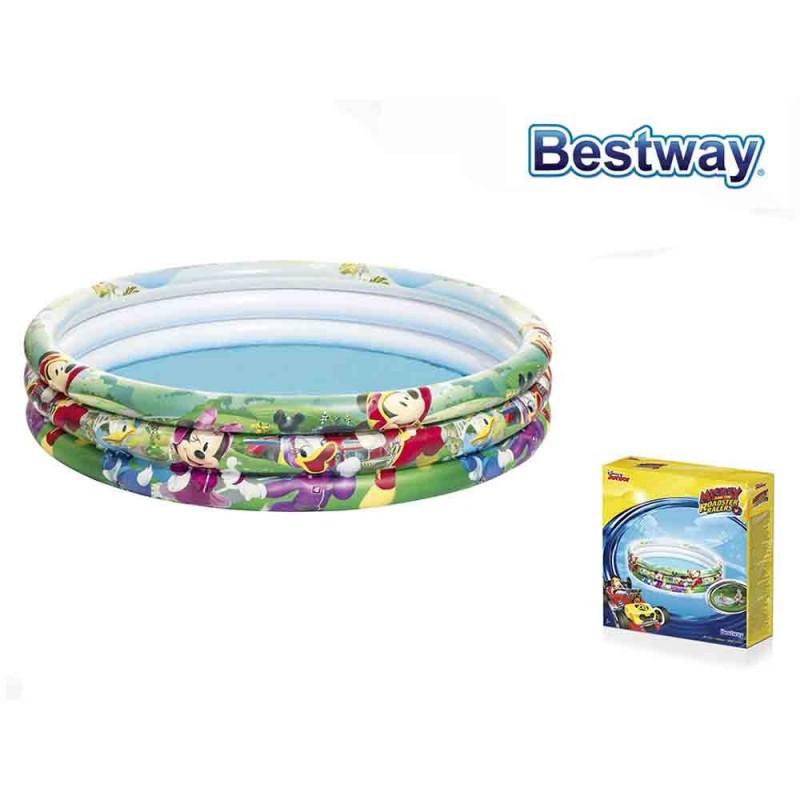 Piscina Gonfiabile Per Bambini Mickey - Bestway  - MazzeoGiocattoli.it