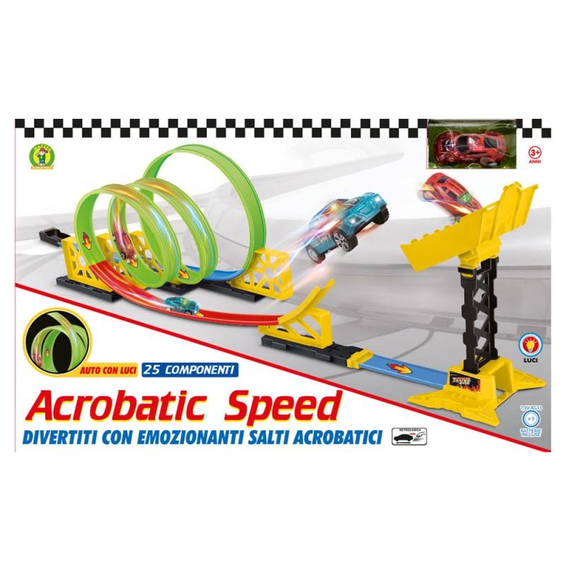 Pista Acrobatic Speed - Mazzeo Giocattoli - MazzeoGiocattoli.it
