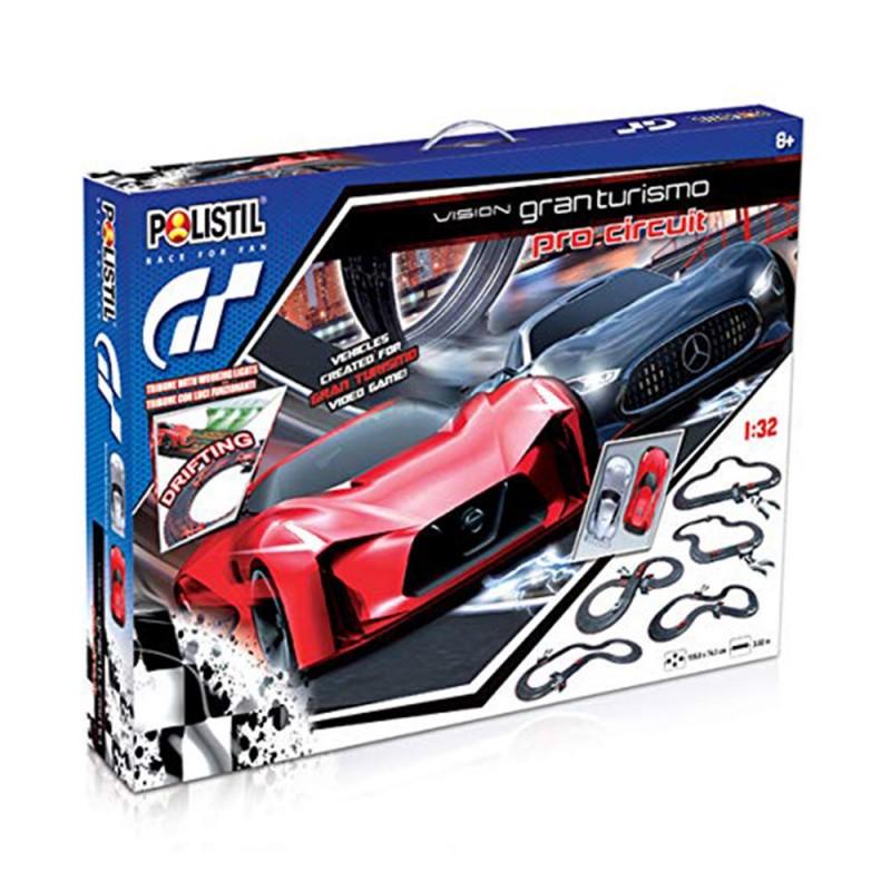 Pista Gran Turismo Pro Circuit - Polistil - MazzeoGiocattoli.it