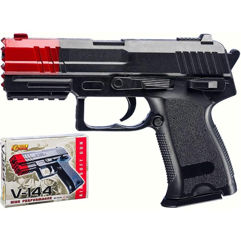 Pistola Giocattolo Air Soft 6mm - Villa Giocattoli  - MazzeoGiocattoli.it