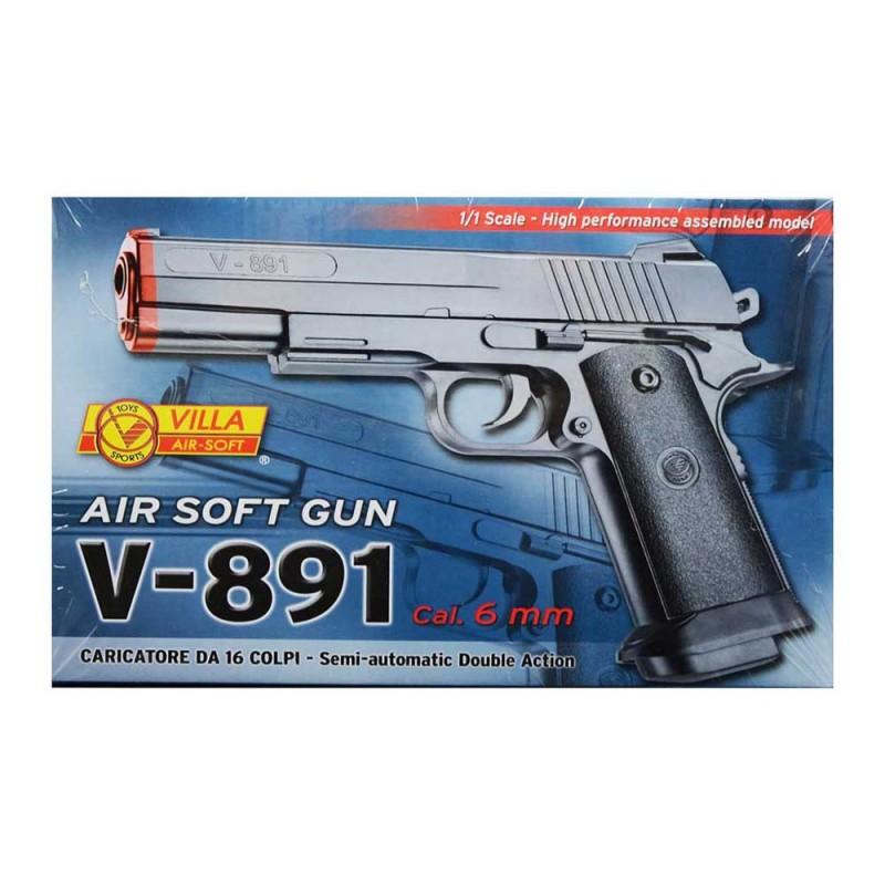 Pistola Air-Soft V-891  - MazzeoGiocattoli.it