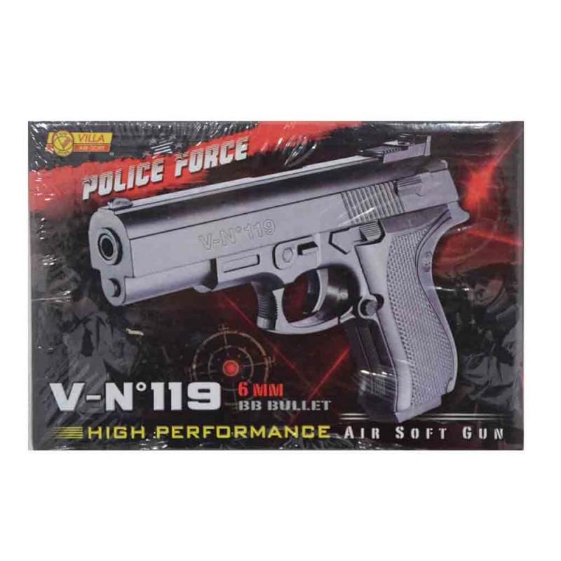 Pistola Ari-Soft V-N°119  - MazzeoGiocattoli.it