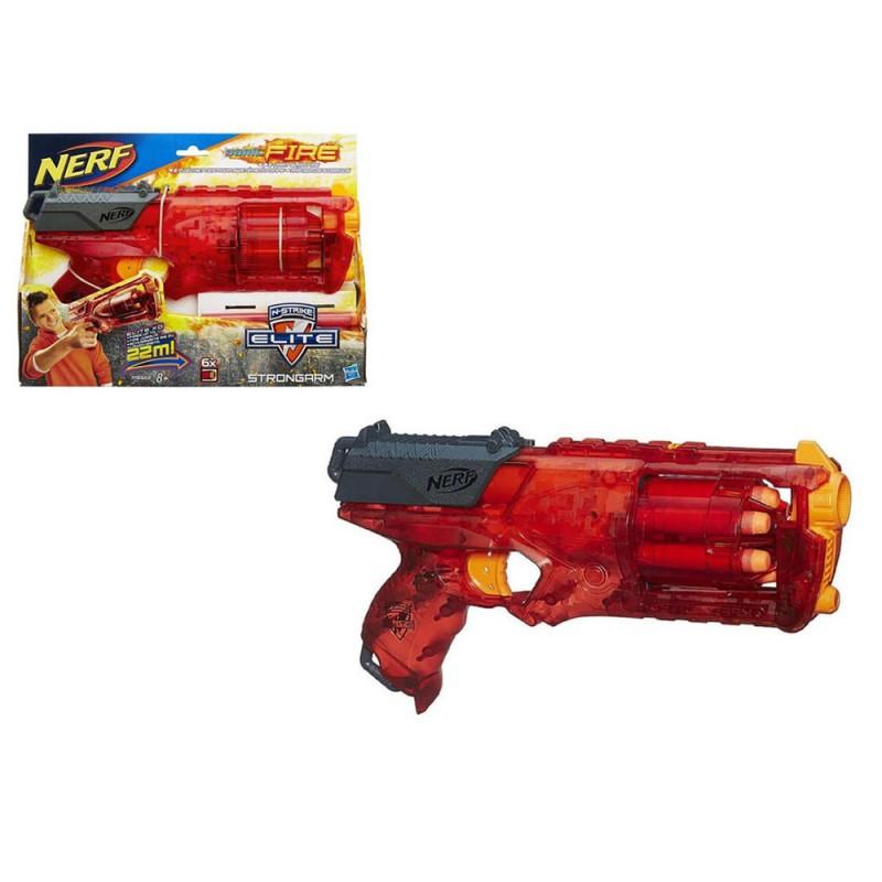 Pistola Nerf Elite Strongarm - Hasbro  - MazzeoGiocattoli.it