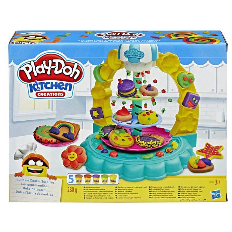 Play Doh La Giostra Dei Dolcetti - Hasbro - MazzeoGiocattoli.it