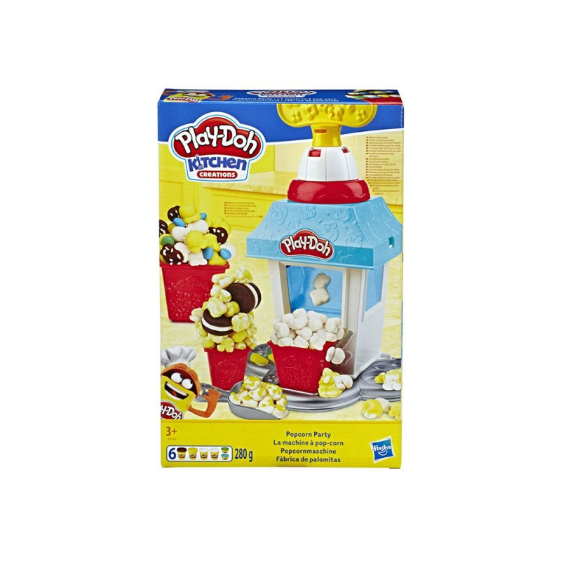 Play Doh Pop Corn Party - Hasbro  - MazzeoGiocattoli.it