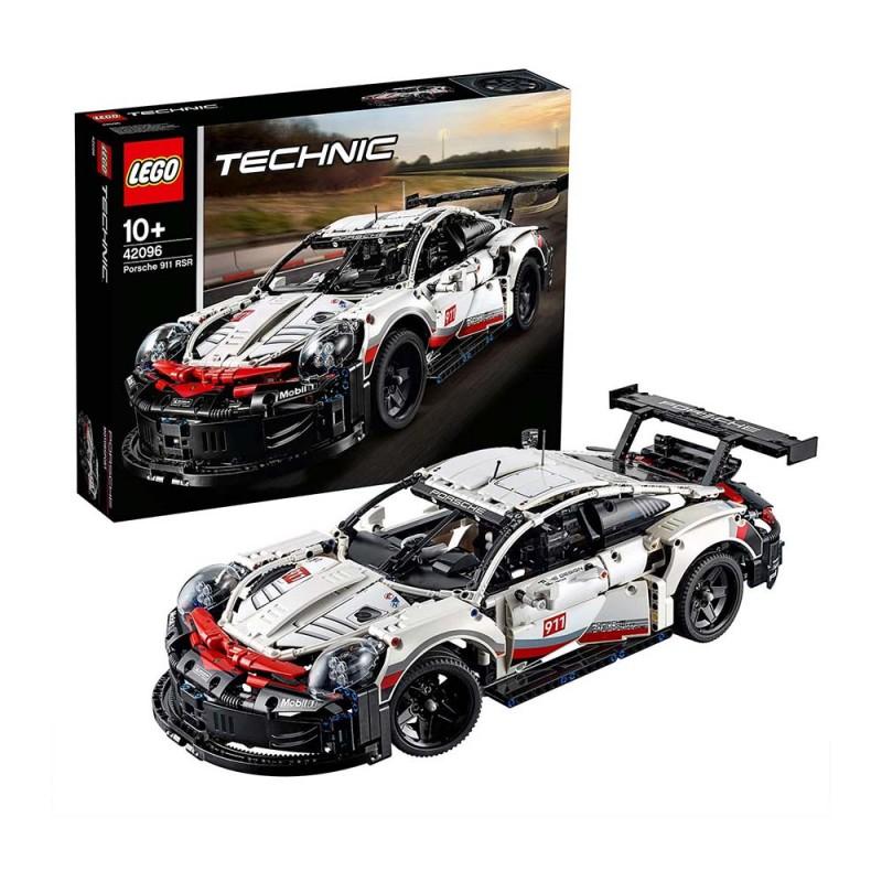 Porsche 911 RSR - Lego Technic  - MazzeoGiocattoli.it