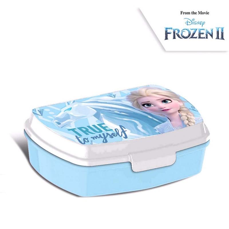 Porta Merende Frozen  - MazzeoGiocattoli.it