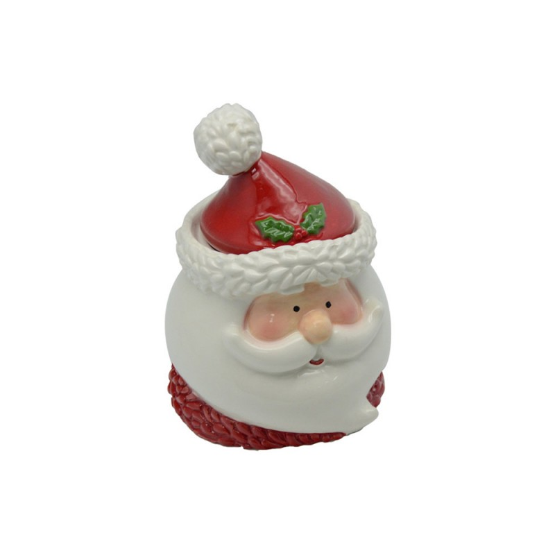 Porta Caramelle A Forma Di Babbo Natale - MazzeoGiocattoli.it