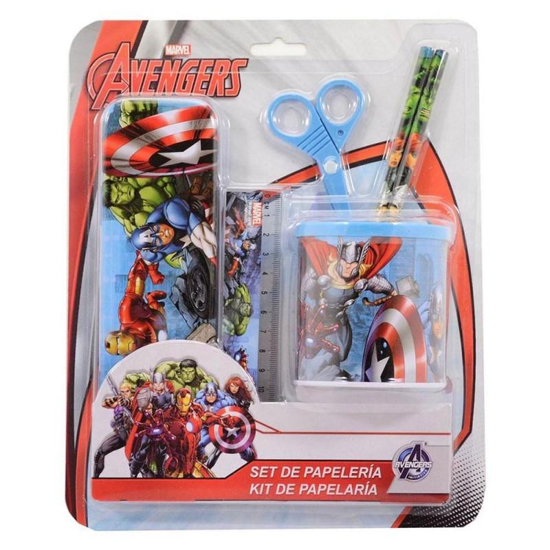 Blister Portapenne Avengers  - MazzeoGiocattoli.it