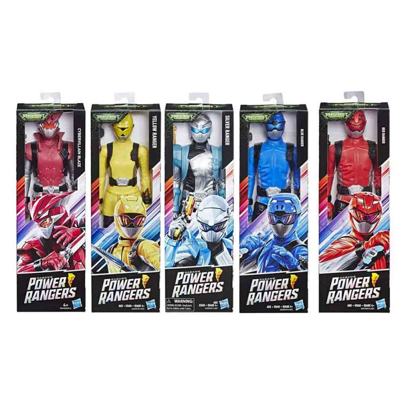 Power Rangers - Hasbro  - MazzeoGiocattoli.it