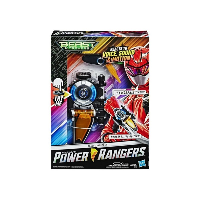 Power Rangers Beast Morphers - Hasbro  - MazzeoGiocattoli.it