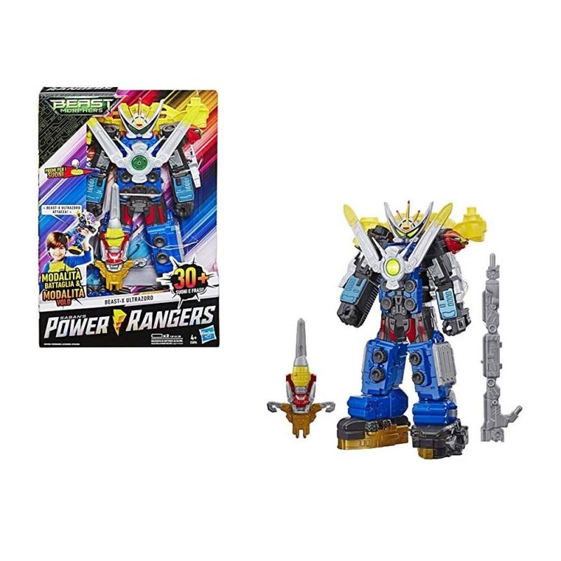 Power Rangers Morphers Beast-X Ultrazord - Hasbro - MazzeoGiocattoli.it