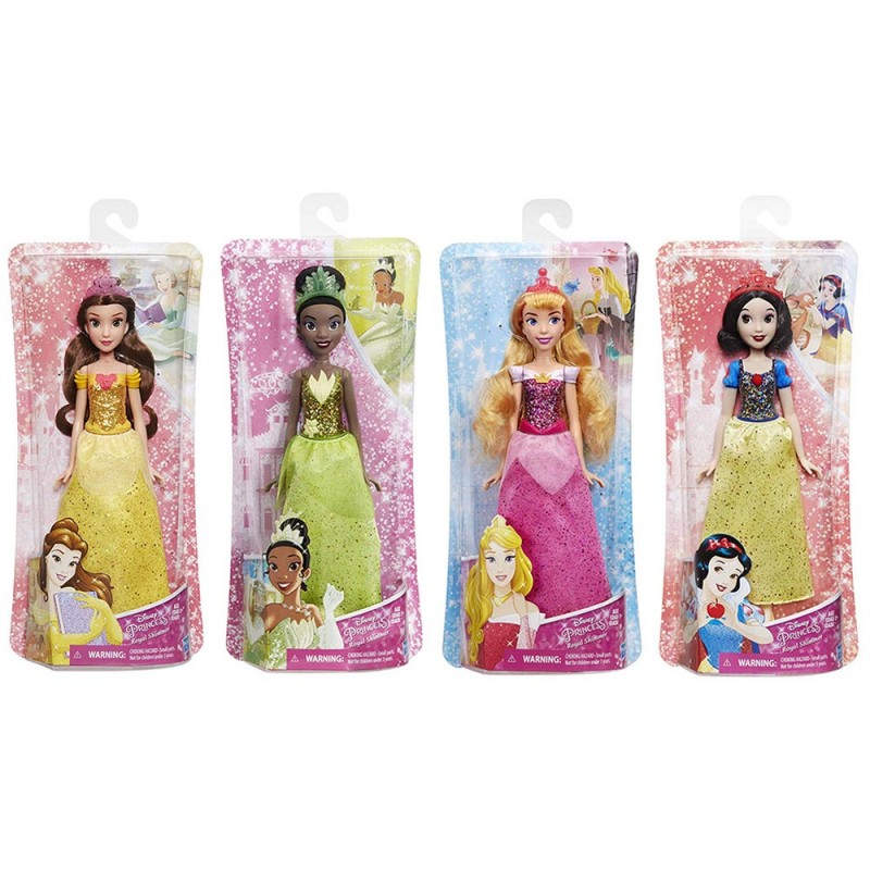 Disney Princess Shimmer Fashion Bambola - Hasbro  - MazzeoGiocattoli.it