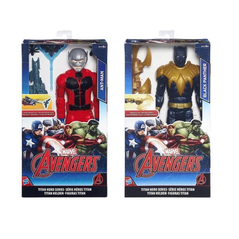 Avengers 30 Cm Titan Hero Series - Hasbro - MazzeoGiocattoli.it