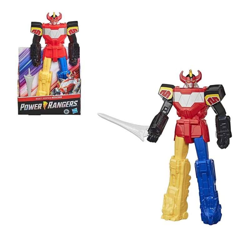 Pupazzo Zord Megazord Power Rangers - Hasbro - MazzeoGiocattoli.it