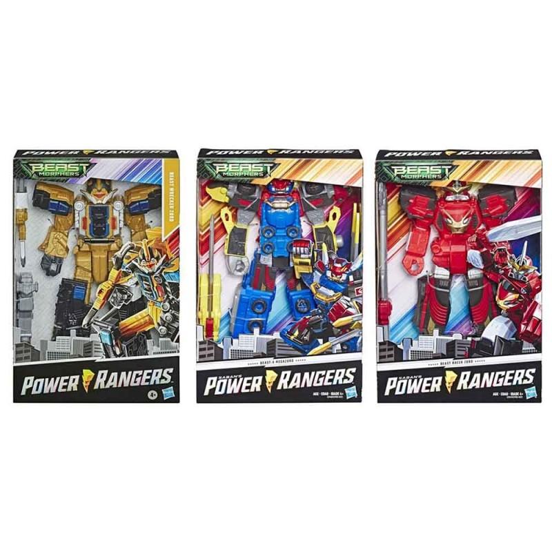 Pupazzo Zord Power Rangers - Hasbro - MazzeoGiocattoli.it