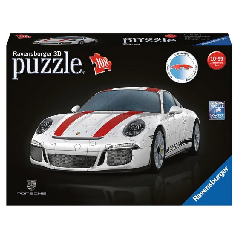 Puzzle 3D Porsche - Ravensburger  - MazzeoGiocattoli.it