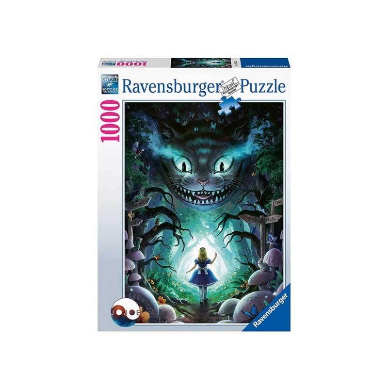 Puzzle 1000 Pz Avventure Con Alice - Ravensburger  - MazzeoGiocattoli.it