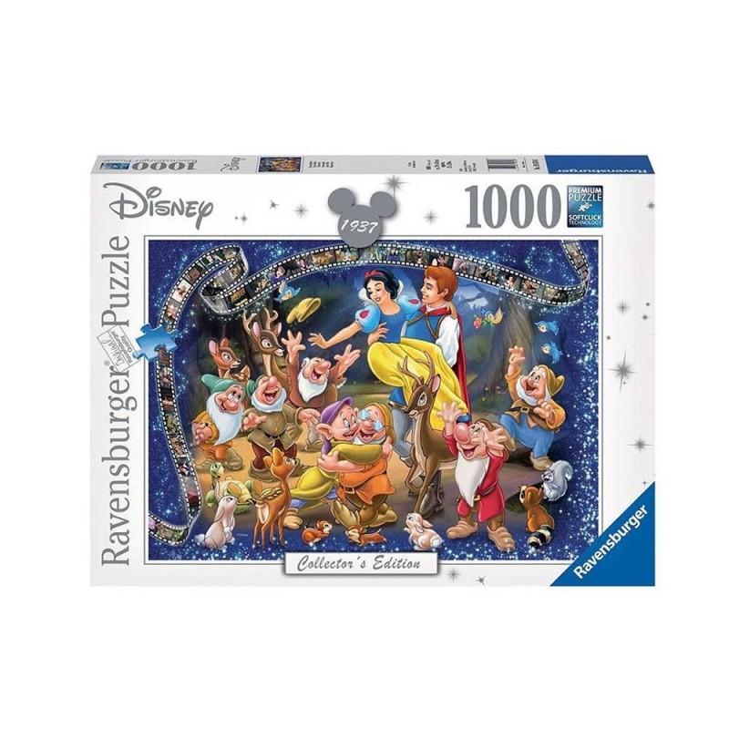 Puzzle 1000 Pz Biancaneve - Ravensburger - MazzeoGiocattoli.it