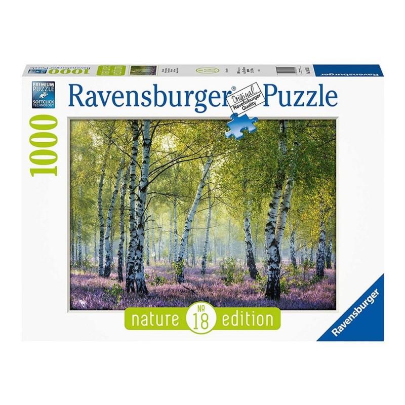 Puzzle 1000 Pz Bosco Di Betulle - Ravensburger  - MazzeoGiocattoli.it